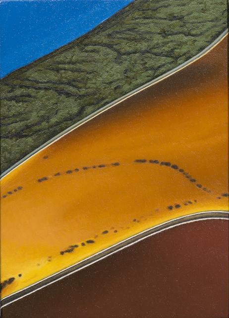 , 'Salt Pond #1,' 2012, Somerville Manning Gallery