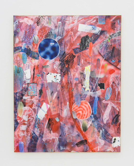 , 'Redhead at Equinox,' 2016, The Hole