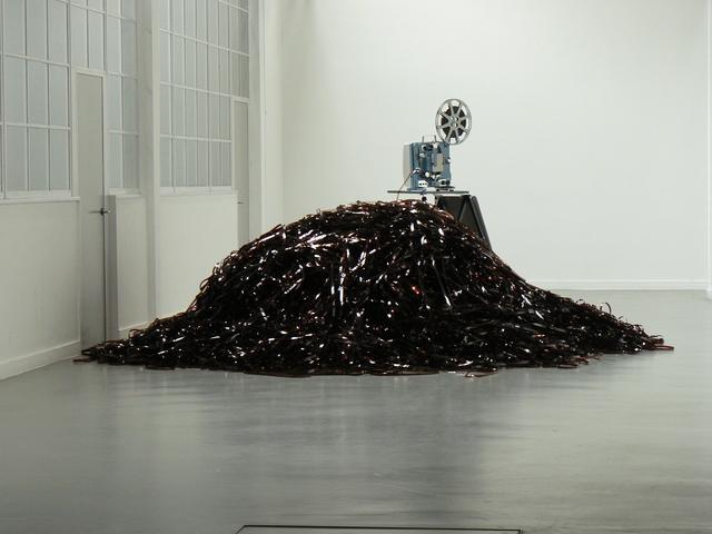 , 'Light Spill,' 2005, EYE Filmmuseum Amsterdam