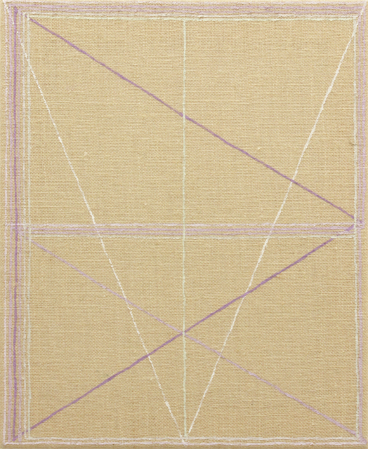 , 'VERDACHT,' 2018, Christine König Galerie