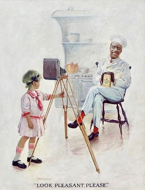 William Cahill, 'Look Pleasant, Please', 20th Century, The Illustrated Gallery