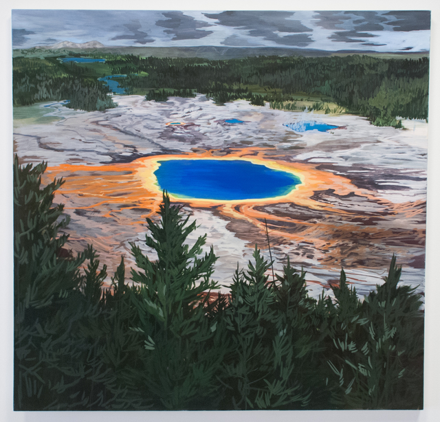 , 'Grand Prismatic,' 2016, Fort Worth Contemporary Arts
