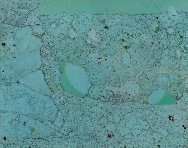 Shi Xinji, 'Mountain Snow', 2014, Painting, Oil on canvas, Aye Gallery