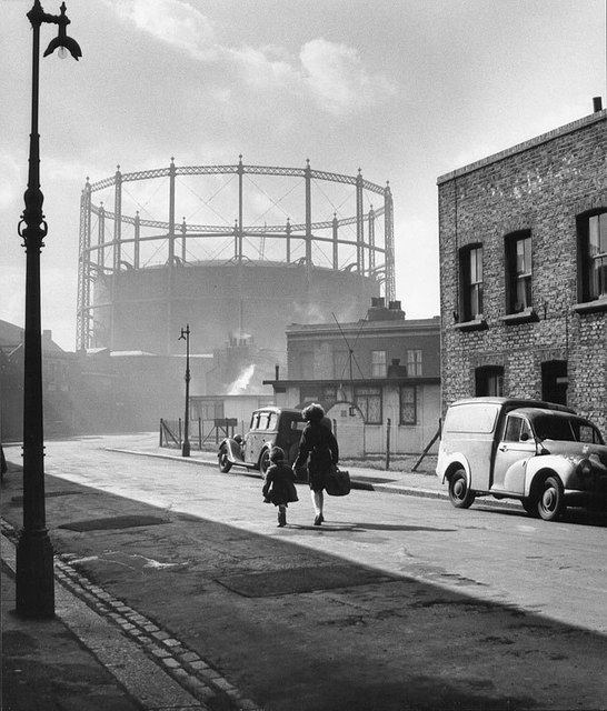 , 'Nine Elms, London,' 1955, The Photographers' Gallery