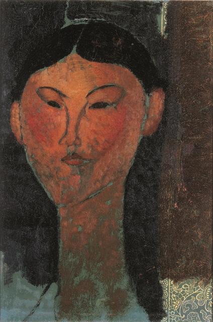 , 'Beatrice Hastings,' 1915, Tate Modern