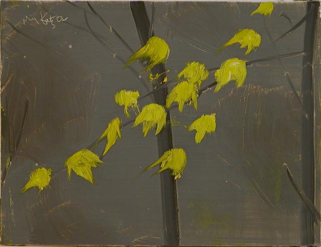 , 'Yellow Leaves #3,' 2006, Mitchell-Innes & Nash