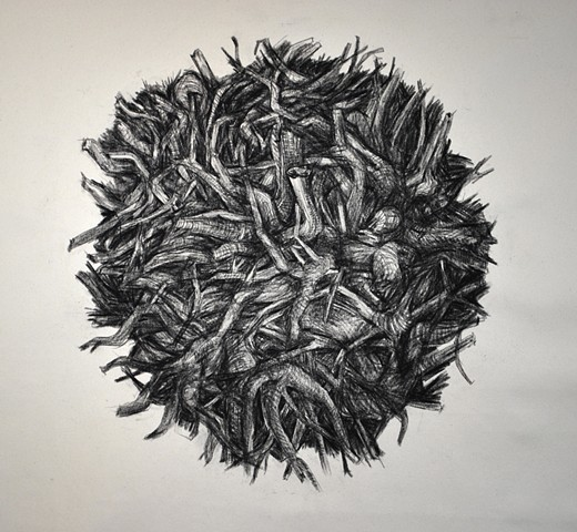 , 'Root Ball 1,' 2014, Cross Contemporary Partners