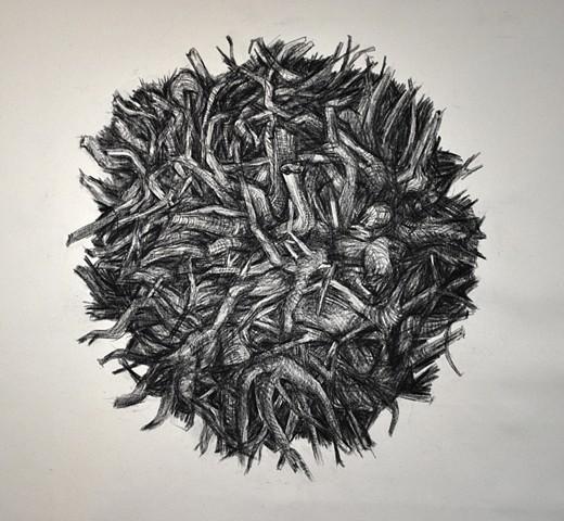 , 'Root Ball 1,' 2014, Cross Contemporary Art