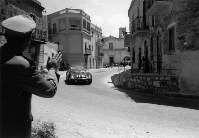 , 'Ferrari GTO in the Targa Florio, Sicily, Italy,' 1962, Robert Klein Gallery