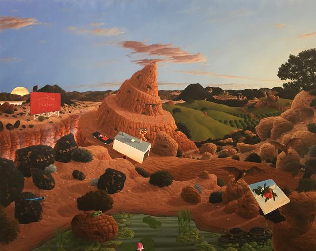 , 'Offering,' 2019, Craig Krull Gallery