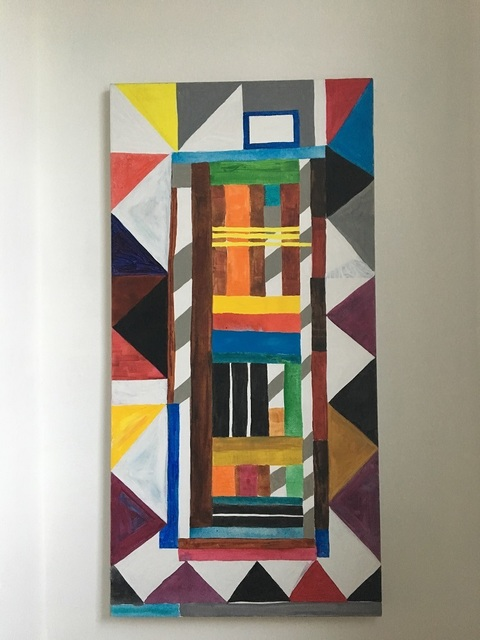 , 'Komenda,' 2017, Beardsmore Gallery
