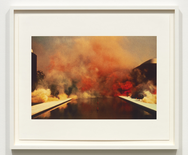 , 'Multi-color Atmosphere,' 1972, Jessica Silverman Gallery