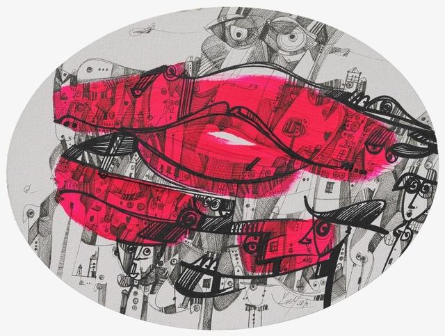 Luka Brase, 'Vilnius', ca. 2019, E-Moderne Gallerie