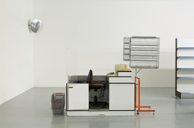 , 'Leck,' 2012, kestnergesellschaft