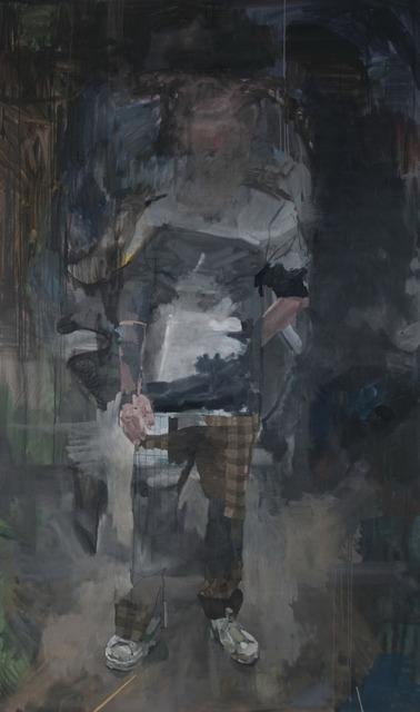 , 'Ariel C.,' 2012, Pasto