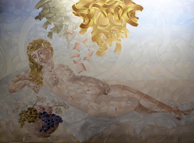 , 'Iasos'da,' 2008, Anna Laudel