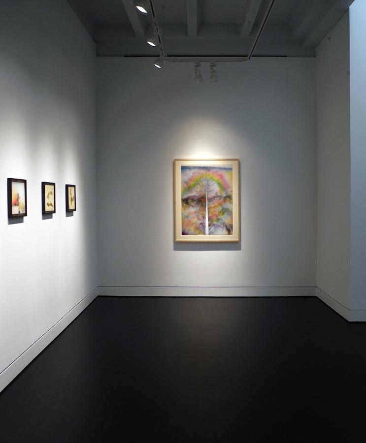 Rockne Krebs: The Smoke Drawings, March 19, 2016 - April 30, 2016, HEMPHILL Fine Arts, Washington DC