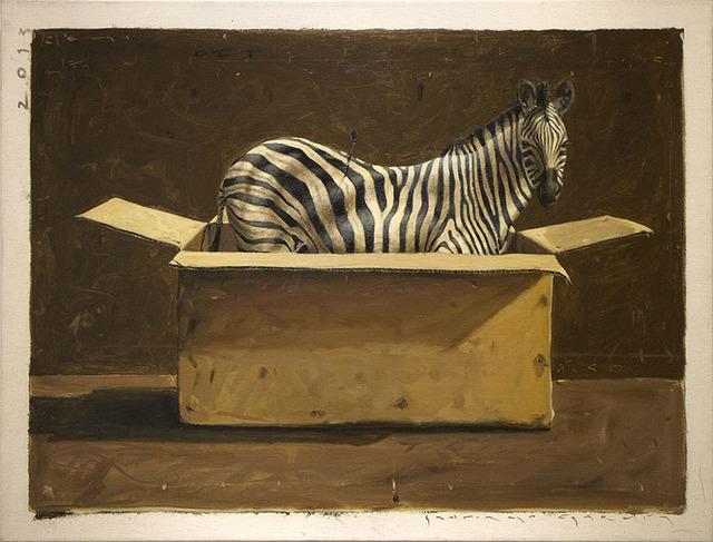 Santiago Garcia, 'Andante #327', 2013, CODA Gallery