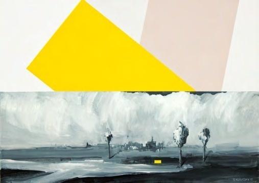 , 'Polish-Dutch Landscape,' 2016, Gallery Katarzyna Napiorkowska | Warsaw & Brussels