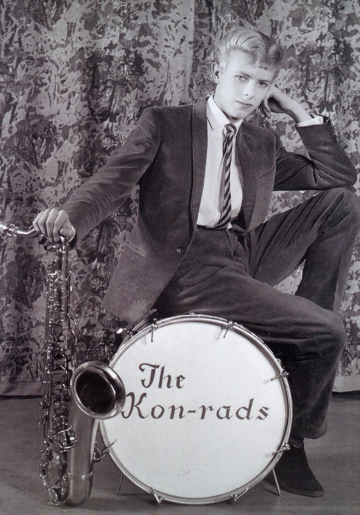David Bowie, 'Publicity photograph for The Kon-rads,' 1966, Art Gallery of Ontario (AGO)