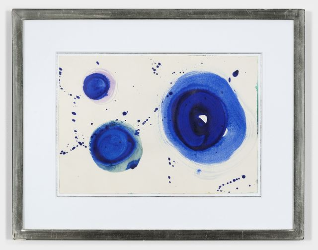 , 'Blue Balls,' 1962, De Buck Gallery