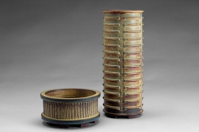""", '""""Farsta"""" Vase,' 1957, Jacksons"""