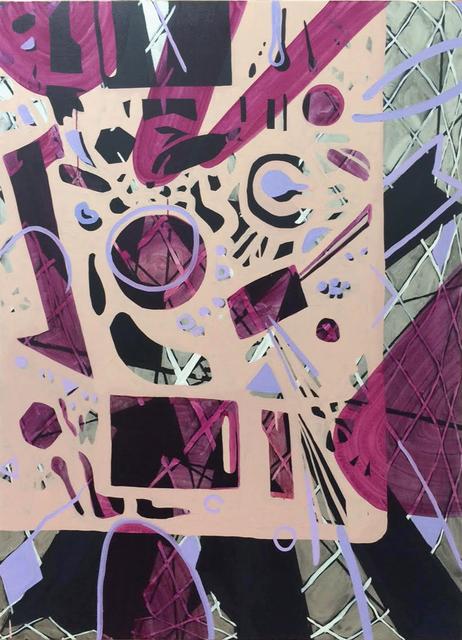 , 'Platter,' 2015, Uprise Art