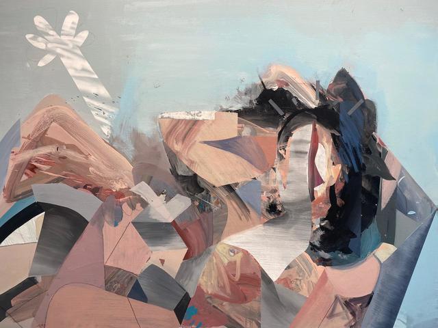 Elías Peña Salvador, 'Portrait Study', 25000, Painting, Acrylic and Oil on Canvas, Contemporary by Angela Li