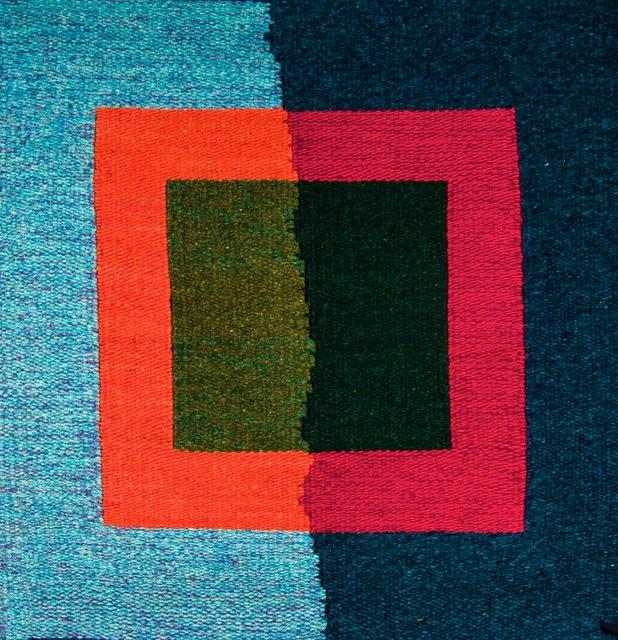 , 'Square Schism,' 2014, Denise Bibro Fine Art
