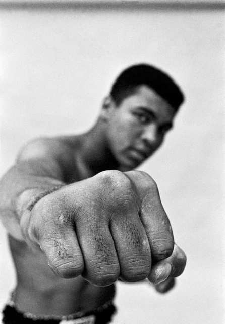 Thomas Hoepker, 'Ali's Right Fist', 1966, Galeria de Babel