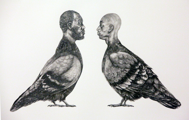 , 'Time to Migrate ,' 2018, Art Village Gallery