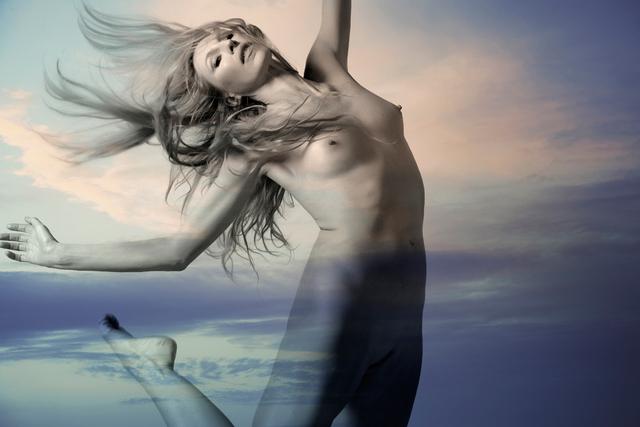 Indira Cesarine, 'Sky Goddess - Featuring Katherine Crockett', 2019, The Untitled Space