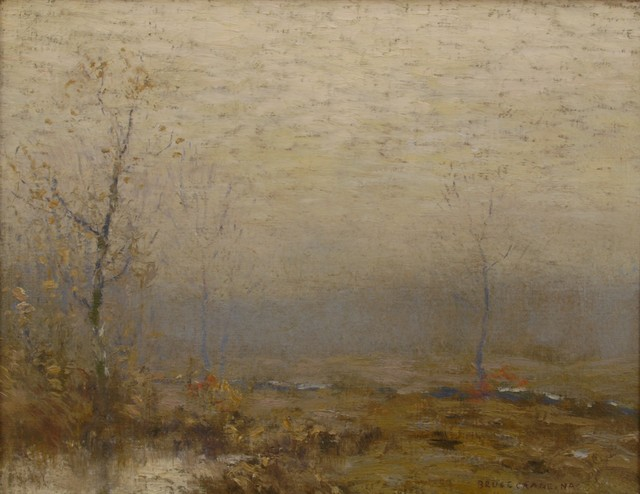 Bruce Crane, 'Silvery Grey Morning', ca. 1915, Private Collection, NY