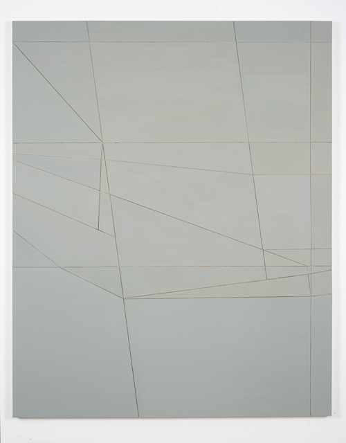 , 'Untitled (Proximity) 53,' 2016, Johannes Vogt Gallery