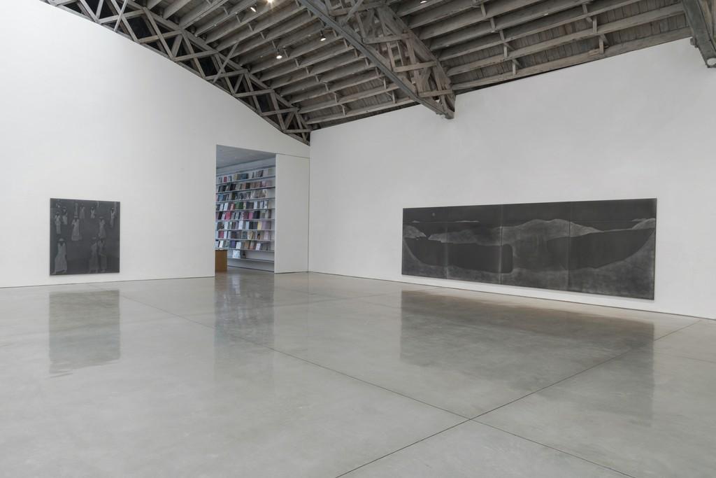 Silke Otto-Knapp: Monotones | Mary Boone Gallery | Artsy