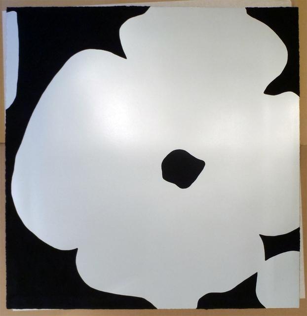 , 'Silver Flowers,' 2011, Adamar Fine Arts