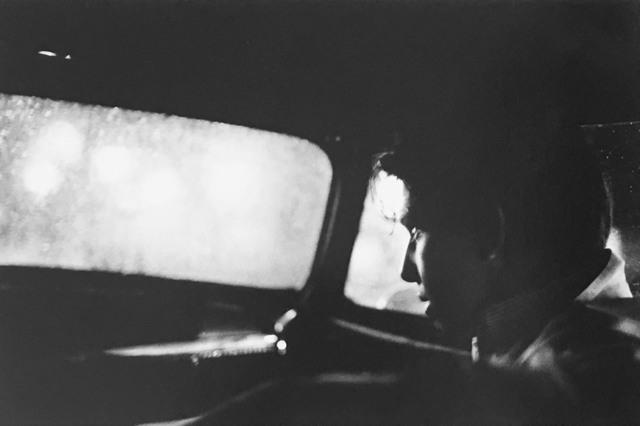Larry Clark, 'Untitled (Boy in Car)', 1963, Elizabeth Houston Gallery