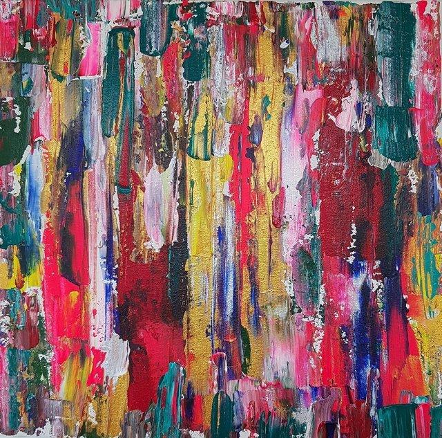 Fatima Zafar, 'Chaos', 2019, Gallery 104