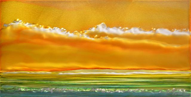 , ' A Golden Glow II,' 2018, Mark White Fine Art
