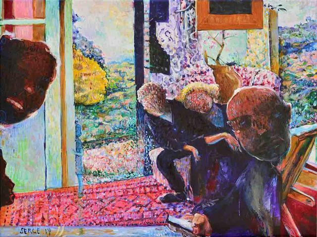 , 'Selfie,' 2018, Galerie SOON