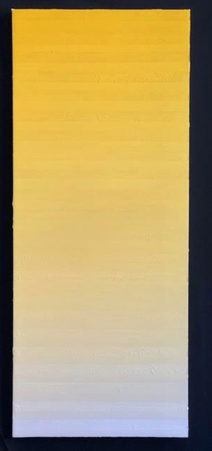 Robert Stuart, 'Untitled Yellow Progression', 2019, Garvey | Simon