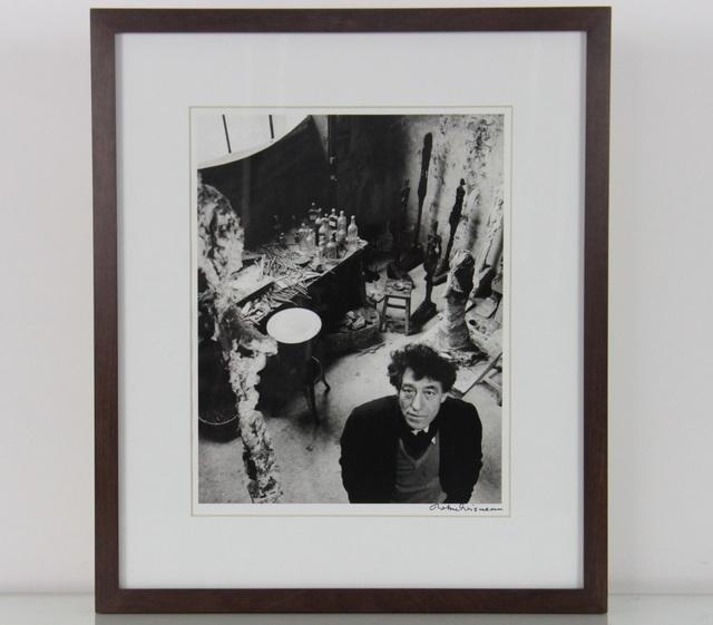, 'Alberto Giacometti dans son atelier,' ca. 1980, Fólio Livraria