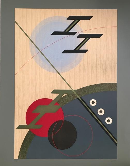 Cesar Domela, 'Composition', 1936-1973, Stubbs Fine Art