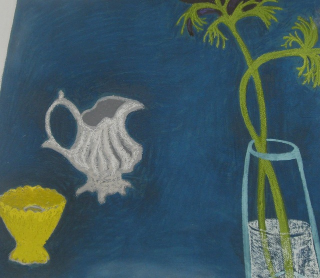 , 'Yellow Bowl, White Jug ,' 2012, Susan Eley Fine Art