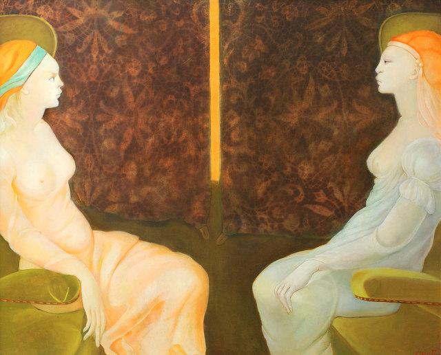 , 'Le Train,' 1975, Weinstein Gallery