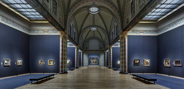 , 'Hall Of Fame II,' 2016, UNIX Gallery