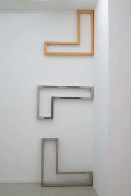 , 'Esquinas,' 2014, Galería Bacelos