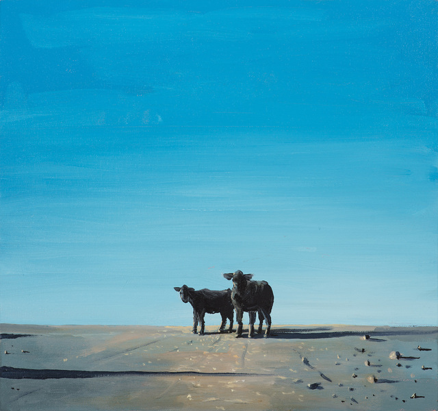, 'Summer 2017: Cows,' 2017, Russo Lee Gallery
