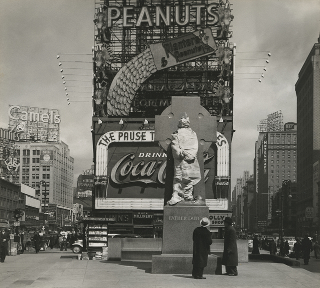 , 'Times Square, New York,' 1937, Richard Moore Photographs