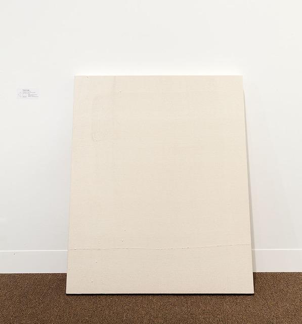 , 'Leaning Canvas,' 2010, Emerson Dorsch